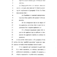 Mainstream Group Proposal Senate 1994 [3]