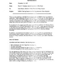 Meeting w/Agr. Officials 12-16-93 2:00