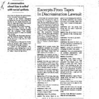 Texaco and Data [Clippings]