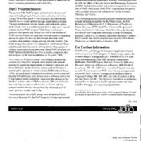Youth Development/Afterschool/Violence-Juvenile Justice Bulletins