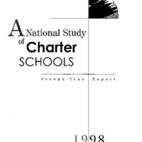 National Study of Charter Schools [publication]