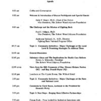 Fighting Back - Leaders Forum 3-17-93 2:00 - 3:00 p.m.
