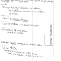 Health Care Meeting: Nursing Organizations 15 Nov. 1994 3:00 - 4:00pm