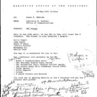 9-23-95 CBC [Congressional Black Caucus] Dinner (25th Anniv) Washington, D.C. [1]