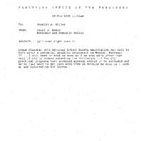 Nat'l Sch. Boards Assoc. 7 Feb. 1995 12:45 - 1:45pm