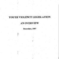 Youth Development/Afterschool/Violence-Juvenile [Justice] After School [Programs]