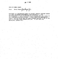 Tobacco Briefing for Panetta 18 Jan. 1995