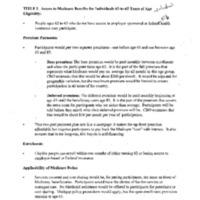 Medicare Buy-In [1]