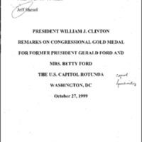 Remarks on Congressional Gold Medal - Ford.pdf