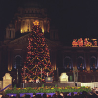 Belfast Tree Lighting Ceremony