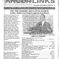 ANCOR [American Network of Community Options and Resources] 9-28-93 1:30-2:15