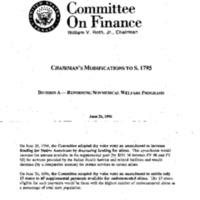 Protecting Medicaid (1996) [5]