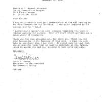 NGA Lead Governors Roosevelt Room 8 Dec. 1994 3:30 - 5:00