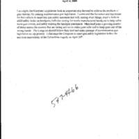 MD Gun Statement 4/4/00