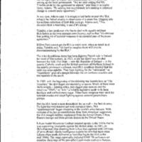 HRC St. Patrick's Day 3/17/99: Vital Voices & Civil Society/Democracy Building