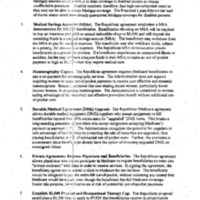 Medicare Reform - Extend Solvency [1]
