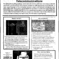 [Technology Event / San Francisco 2/26/98] SandT [Science and Technology] Facts and Figures