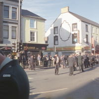 Omagh Bombing Site