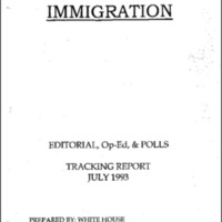 Immigration - INS [Immigration & Naturalization Service] (Agency)