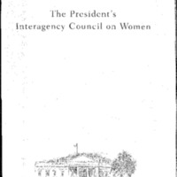 Beijing Conference: The President's Interagency Council on Women