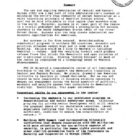 Declassified Documents concerning Central and Eastern Europe