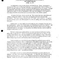 http://www.clintonlibrary.gov/assets/storage/Research-Digital-Library/flotus/muscatine-flotus-press/Box-019/2011-0415-S-flotus-statements-and-speeches-1-22-97-7-14-97-binder-prescription-for-reading-announcement-dc-4-16-1997.pdf