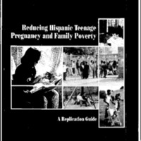 Reducing Hispanic Teenage Pregnancy and Family Poverty, A Republican Guide [Bound Material]