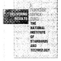 Dept. of Commerce - National Institute of Standards & Technology [4]