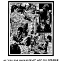 Access for Underserved and Vulnerable Populations [1]
