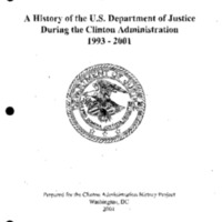 [Dept. of Justice] [1]