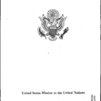Beijing: United States Mission to the United Nations