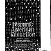 Hispanic Stuff-Education Report-Tipper, etc.