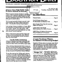 Articles in Education – Daily ESEA [Elementary and Secondary Education Act] [3]