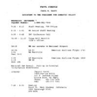 Pine Bluff/Little Rock (Bioplex) September 7-9 1994: LR/Pine Bluff