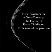 New Teachers for a New Century [publication] [Folder 1]