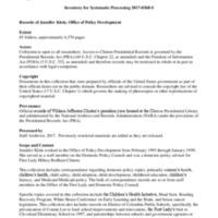 http://storage.lbjf.org/clinton/finding_aids/2017-0368-S-Klein.pdf