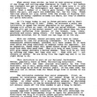Food and Drug Administration - Modernization [3]