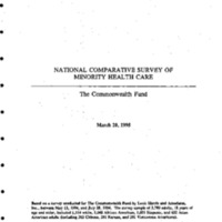 Race and Health [7]