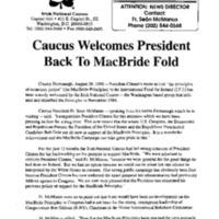 [Ireland]-MacBride Principals, 1996