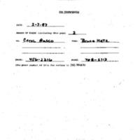 Secty.Cisneros, Gene Sperling, Bruce Reed 2/4/93 10:15 a.m.