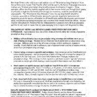 Medicare Drug Benefit [5]
