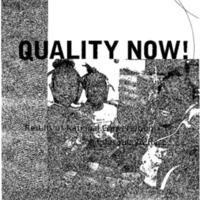 Quality Now [publication] [Folder 2]