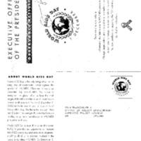 AIDS – General Info Publication, etc. 1993