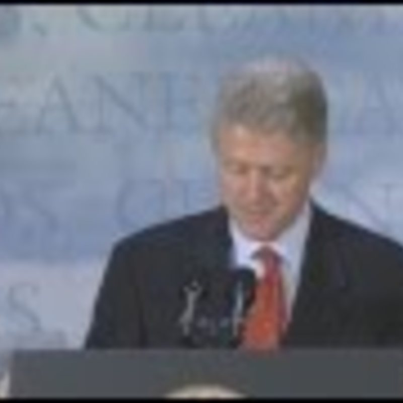 President Clinton's Remarks on Emissions Standards for Cars and Sport Utility Vehicles
