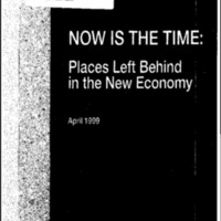 Microenterprise-Now is the Time-Places Left Behind by the Economy [Bound Material]