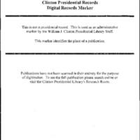 [Economic Report of the President Feb. 1995] [Book]
