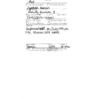 N. Hoit/S-J Cook VP Family Reunion 23 June 1994 10:00-10:30