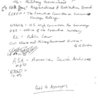 http://www.clintonlibrary.gov/assets/storage/Research-Digital-Library/holocaust/Holocaust-Theft/Box-176/6997222-historical-report-abbreviations-glossary-1.pdf