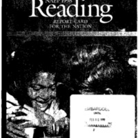 NAEP [National Assessment of Educational Progress] 1998 Reading Report Card for the Nation [publication]