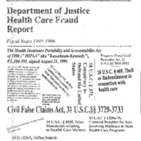 Fighting Fraud, Waste, and Abuse in Medicare [8]
